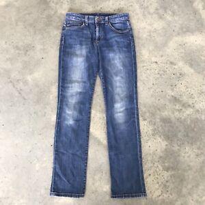 100% Vrai Joe ' Jeans S Délavé Moyen Coupe Skinny Jeans W 27