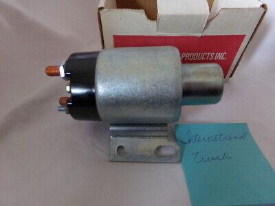 NEW 12 VOLT SOLENOID FITS FORD RANCHERO 500 1957-1979 D6FZ-11002-A D6FZ-11002-B