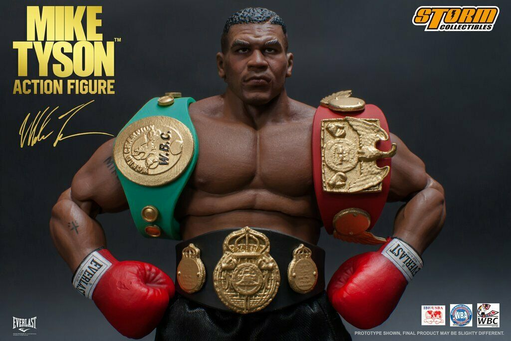 Storm Collectibles Mike Tyson 1 12 Scale Action Figure