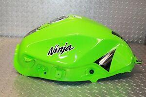 13-17-Kawasaki-Ninja-300-Clean-Gas-Tank-OEM