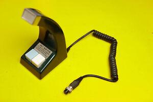 Aoi-UD-114-Microphone-Uni-Directional-Dynamic-RARE-Radio-Broadcast-Vintage-OLD