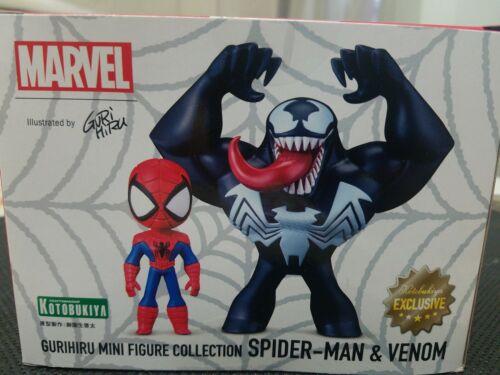 Kotobukiya Spider-Man /& Venom-Gurihiru Mini Figure Collection