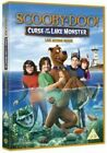 Scooby Doo Curse of The Lake Monster DVD 2011 Region 2