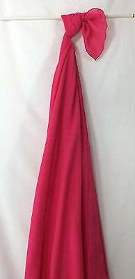 "50X50/""  XL Size Great Gift Bright Red Muslin Swaddling Blanket Light /& Airy"
