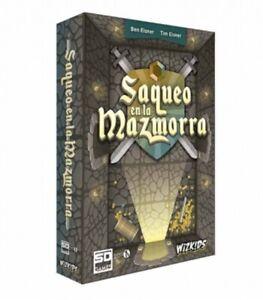Saqueo En La Mazmorra - Juego De Mesa SD GAMES En Españ