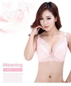 c76e75a71e4 Brand New 2018 Sexy Lace Women Bra Plus Size C D E Big Cup Size ...
