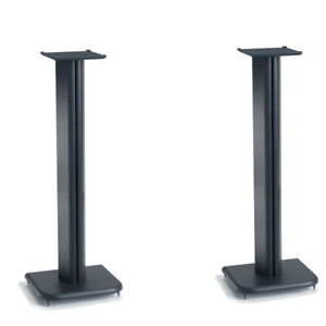 Sanus-31-034-Basic-Series-Bookshelf-Speaker-Stands-Pair