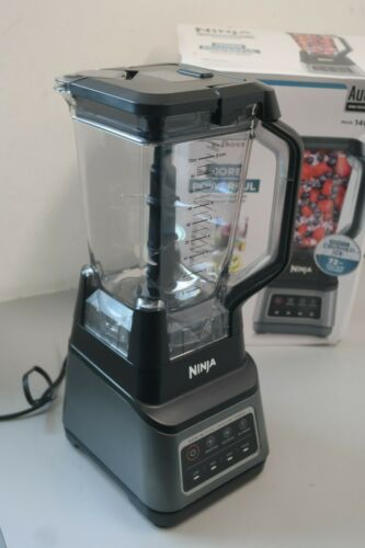 N-21C Ninja Professional Plus Blender with Auto-iQ Gray BN701 1200W