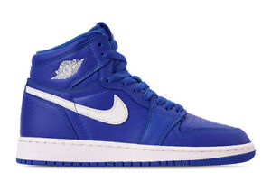 buy online c6859 58452 Image is loading Nike-Air-Jordan-1-Retro-GS-HYPER-ROYAL-