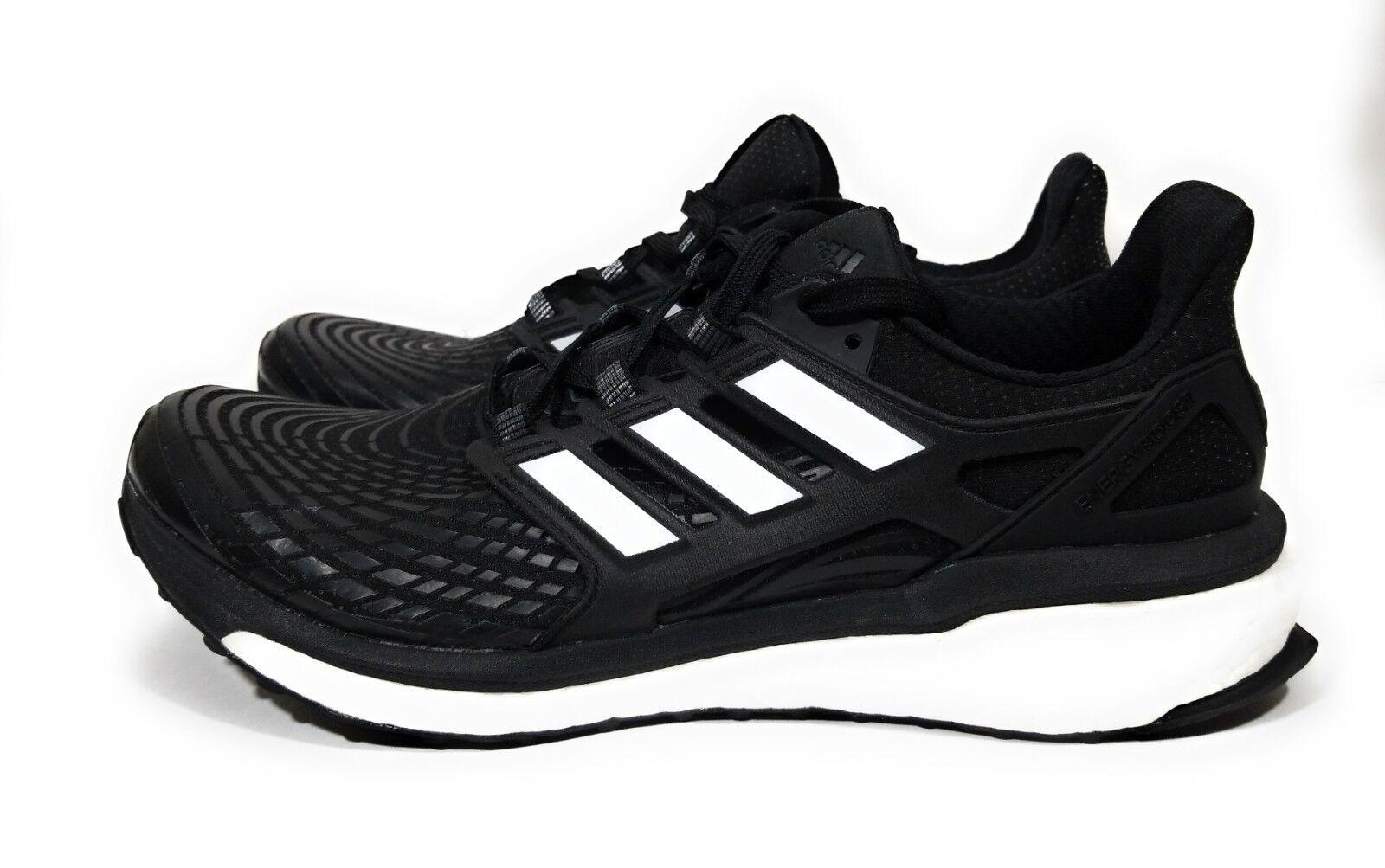 adidas élan d'énergie de formation blanc, noir ou blanc, formation croix chaussures taille 10,5 5604e2