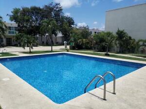 3 Rec en Playa del Sol, seguridad 24h, amenidades Playa del Carmen P3499