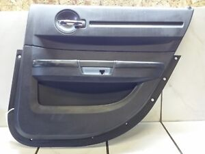 2008 dodge charger rear right passenger side interior door - 2008 dodge charger interior trim ...