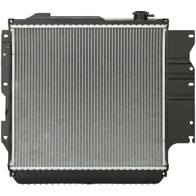 Radiator Spectra CU2101
