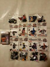 Takara Tomy Transformers Kreon KRE-O Micro Changers Gashapon Set of 12pcs
