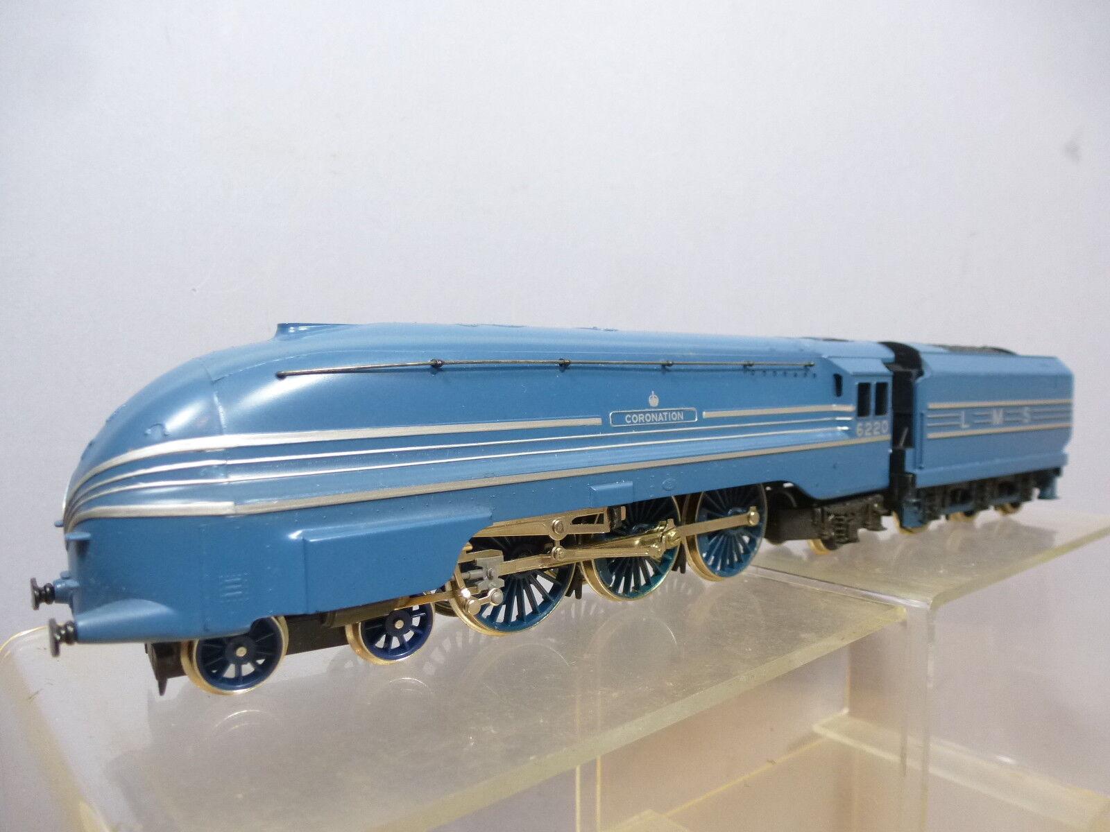 HORNBY  RAILWAYS MODEL No.R685  LMS 7P 4-6-2   CgoldNATION  LOCO & TENDER