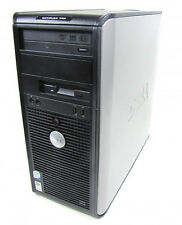 Dell OptiPlex GX620 Mini Tower Computer, Pentium D 3.0GHz 2GB 80GB W7/10 & more