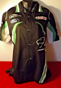 Mens XS New CASTROL Racing Polo Shirt