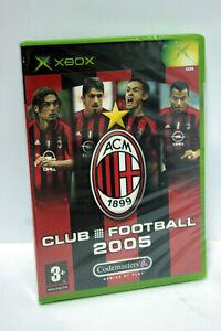 CLUB-FOOTBALL-2005-CODEMASTERS-ITALIANO-GIOCO-X-BOX-360-NEW-FACTORY-MG1-64663