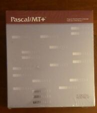 Vintage Digital Research Pascal MT+ From CP/M Library IBM V3.11