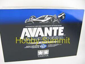 Tamiya-1-10-R-C-AVANTE-Black-Special-Off-Road-Buggy-Racer-Kit-47390