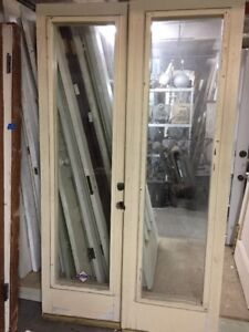 Beau Image Is Loading Old French Doors Single Pane 83 034 X25