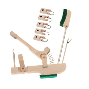 5-Pcs-Piano-Hammer-Butt-Whippen-Flange-for-Upright-Vertical-Piano-Parts