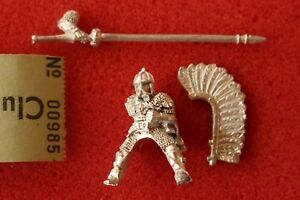 Warhammer Fantasy Gryphon Legion Mounted Winged Lancer Kislev Knight NoHorse New