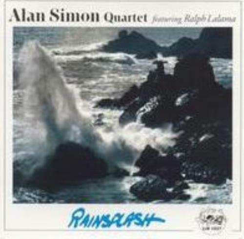 ALAN QUARTET SIMON: RAINSPLASH (CD.)