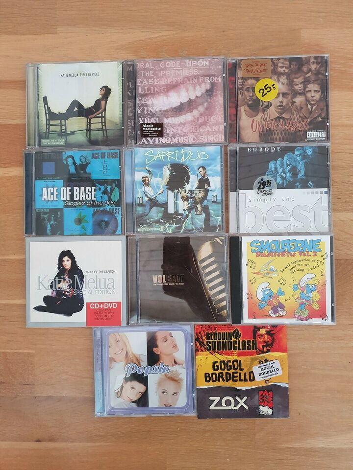 Div: Rock, pop og andet godt, rock