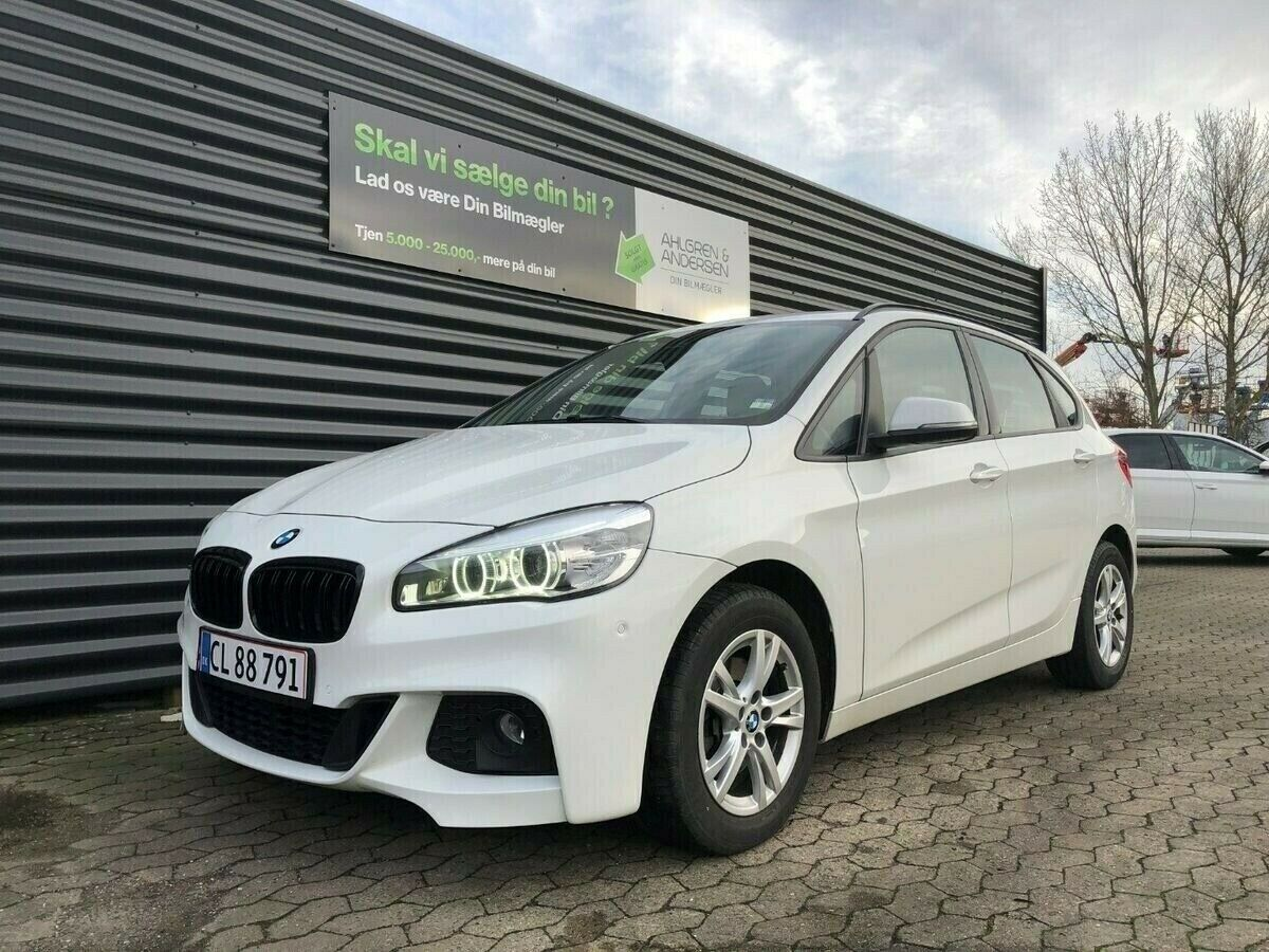 BMW 218d 2,0 Active Tourer 5d