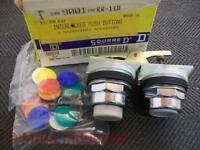 Square D 9001-kr11u Push Button Operator 9001kr11u