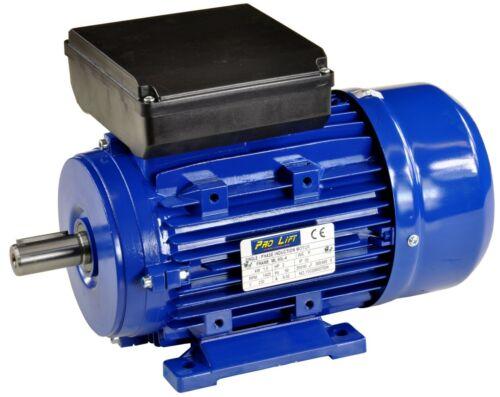 1500W Elektromotor 230V 1420U/min Passfeder 8mm IP55 B3-Ausführung 1,5kW 00399