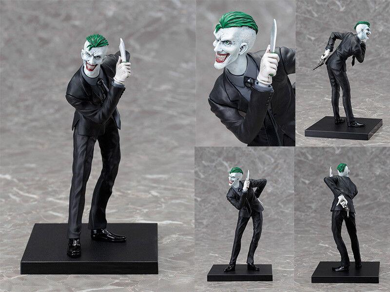 Dc comics - joker neue 52 artfx + statue