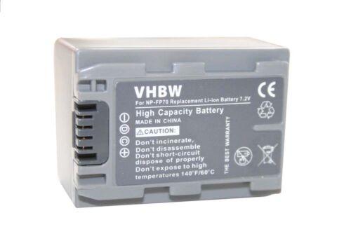 Premium acu batería para Sony dcr-hc42e hc44e hc46e dvd105