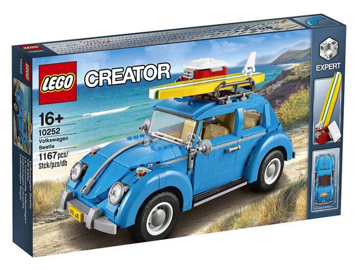 LEGO Collezionisti Maggiolino  Volkswagen 10252 LEGO  esclusivo
