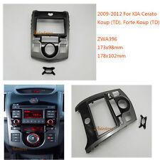 Car Fitting Kit installation Radio fascia for KIA Cerato Koup (TD), Forte Koup