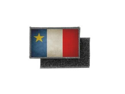 Patch ecusson termocollant bord brode drapeau imprime canada alberta