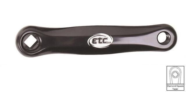ETC Bike Bicycle Alloy 170mm Left Hand Crank Pedal Arm ECW020LH