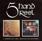 Five Hand Reel/For A' That/Earl O'Moray by Five Hand Reel (CD, Oct-2006, 2 Discs, Beat Goes On)