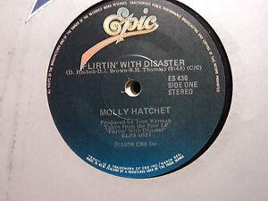 Molly-Hatchet-034-Flirtin-039-With-Disaster-034-1979-EPIC-NZ-7-034-45rpm