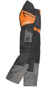 STIHL Schnittschutz Arbeitshose Motorsäge Bundhose Advance X-Flex