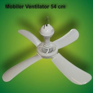 Ventilatore-da-Soffitto-54-CM-Mobile-Ventilatore-Air-Cooler-Ventola-12-Watt