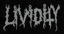 LIVIDITY - Logo  [Woven Patch]