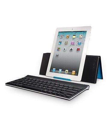 Logitech Tablet Keyboard for iPad - Tastatur - drahtlos