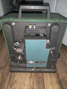 Vintage Bell & Howell 1592 Filmosound 16mm Film Movie Projector