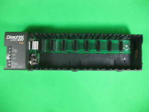 Koyo Automation Direct Logic D2-09B-1 205 PLC Chassis
