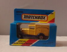 Matchbox Mb 38 Ford Modelo A hecho en Macao NatWest