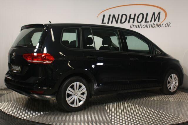 VW Touran 1,2 TSi 110 Trendline 7prs