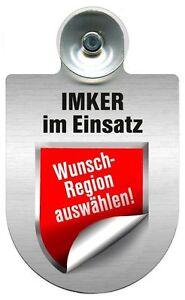 Placa-de-Uso-para-Parabrisas-Aluminio-Signo-de-Imker-en-Uso-309382