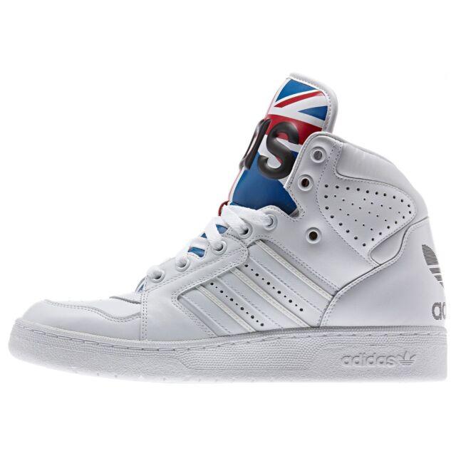 innovative design 0bdc5 e1e42 Adidas Originals Men s Jeremy Scott Instinct Hi Union Shoes Sizes 4.5 us  D65204